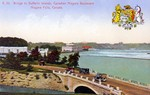 (Thumbnail) Bridge to Dufferin Islands Canadian Niagara Boulevard Niagara Falls Canada (image/jpeg)