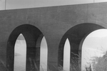 (Thumbnail) Arches at the Canadian end of the Rainbow Bridge - American Falls in background (image/jpeg)