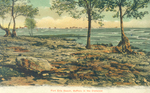 (Thumbnail) Fort Erie Beach, Buffalo in the distance (image/jpeg)