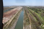 (Thumbnail) Aerial View of Sir Adam Beck Hydro Canals (image/jpeg)
