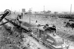 (Thumbnail) Construction of the Queenston-Chippawa power plant - electric train used for earth carrying (image/jpeg)