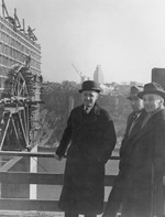 (Thumbnail) Construction of the Rainbow Bridge - cermony marking placing of the first grillings (image/jpeg)