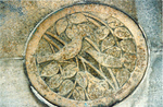 (Thumbnail) Stone Carvings of Birds etched on the Carillon Tower (image/jpeg)