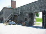(Thumbnail) Main Building and Entrance Gate to Fort Erie (image/jpeg)