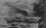 (Thumbnail) Niagara Whirlpool Rapids with a set of Unidentifed Stairs in the Background (image/jpeg)