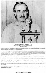 (Thumbnail) Niagara Falls Sports Wall of Fame - John Quagliariello Builder Baseball era 1951 - 1970 (image/jpeg)