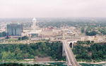 (Thumbnail) Aerial View of Niagara Falls, Ontario from the Flight of Angels Balloon Ride (image/jpeg)