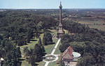 (Thumbnail) Aerial View of Brock's Monument (image/jpeg)