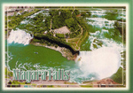 (Thumbnail) Aerial View of the American Falls on the Left and the Horseshoe Falls on the right (image/jpeg)
