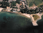 (Thumbnail) Aerial View of Crystal Beach Park (image/jpeg)