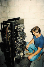 (Thumbnail) Electrical Panel in the Carillon Tower (image/jpeg)