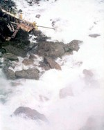 (Thumbnail) Cave of the Winds at the base of the American Falls (image/jpeg)