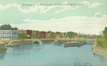 (Thumbnail) Entrance to Welland Canal Port Colborne Ont [Ontario] (image/jpeg)
