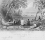 (Thumbnail) Canoe building at Papper's Islands (Ottawa River) (image/jpeg)
