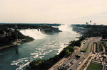 (Thumbnail) American and Horseshoe Falls and the Niagara Parkway (image/jpeg)