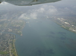(Thumbnail) Aerial View of the Upper Niagara River, and the Mouth of Chippawa Creek (image/jpeg)