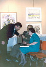 "(Thumbnail) Niagara Falls Public Library Presents ""A Tribute to George Seibel"" in the LaMarsh Room (image/jpeg)"