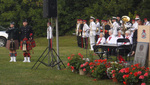 (Thumbnail) The Battle of Lundy's Lane 200th Anniversary Commemorative Event - Bugler Playing, 01 (image/jpeg)