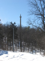 (Thumbnail) Brock's Monument in Winter (image/jpeg)