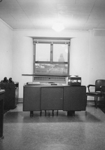(Thumbnail) Administration offices at the Canadian Terminal of the Rainbow Bridge Niagara Falls (image/jpeg)