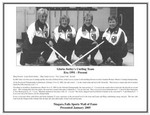 Gloria Sorley's Curling Team