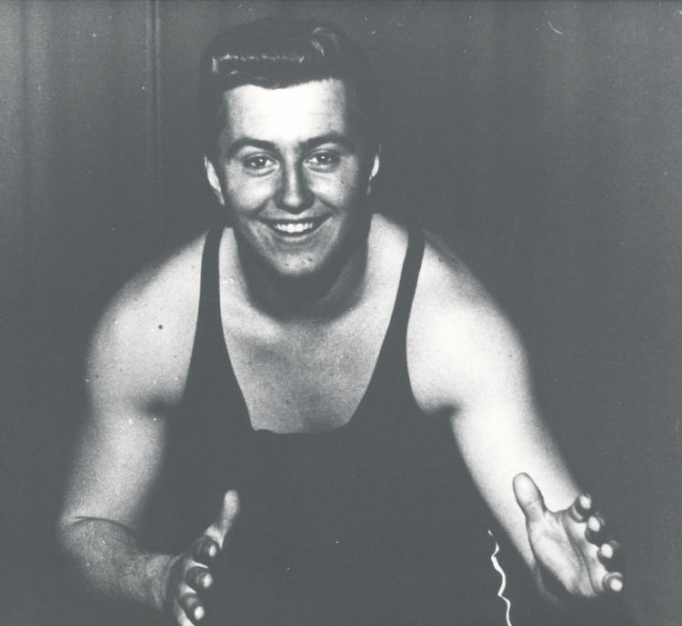 Niagara Falls Virtual Sports Wall of Fame - John Solose